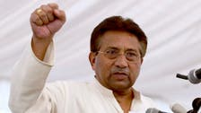 Supporters of Pakistan's Musharraf stage protest in Karachi