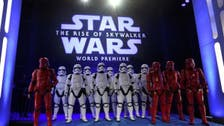 هوليوود تحتفل بآخر أفلام سلسلة حرب النجوم
