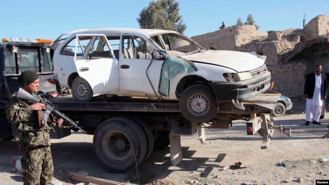 انفجار در ولایت خوست افغانستان؛ 10 غیرنظامی کشته شدند