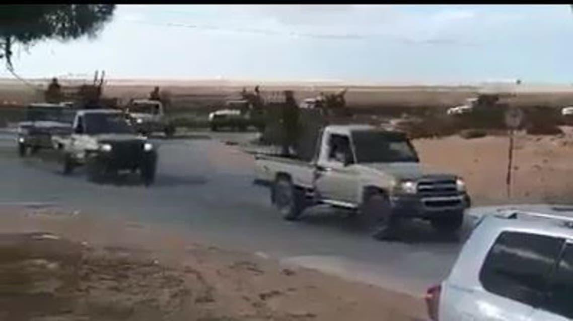 قوات الجيش الوطني الليبي تتقدم بقلب طرابلس