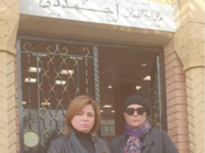 صورة.. إلهام شاهين تزور قبر هيثم أحمد زكي وهذا ما قالته