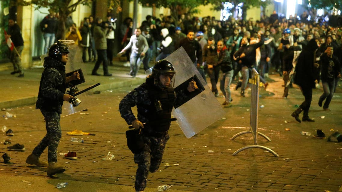 بيروت لبنان احتجاجات