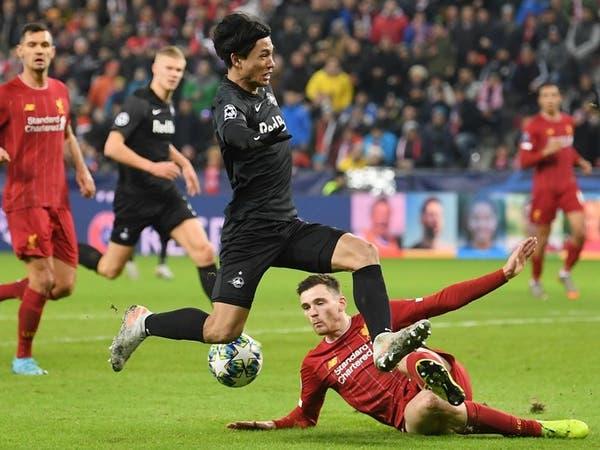 ليفربول بصدد التعاقد مع لاعب ياباني من سالزبورغ
