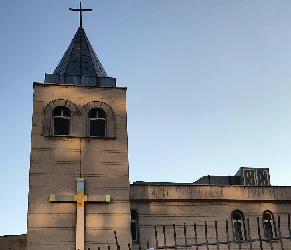 مسیحیان ایران؛ کلیسای آشوری در تهران