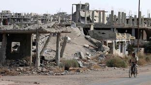 سماع دوي انفجار ضخم في مدينة درعا