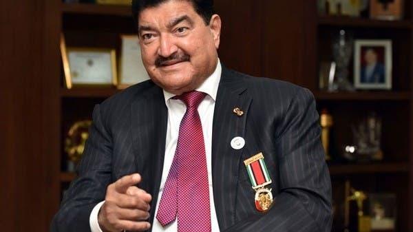 """الهند تمنع شيتي مؤسس """"إن إم سي"""" من السفر إلى الإمارات"""