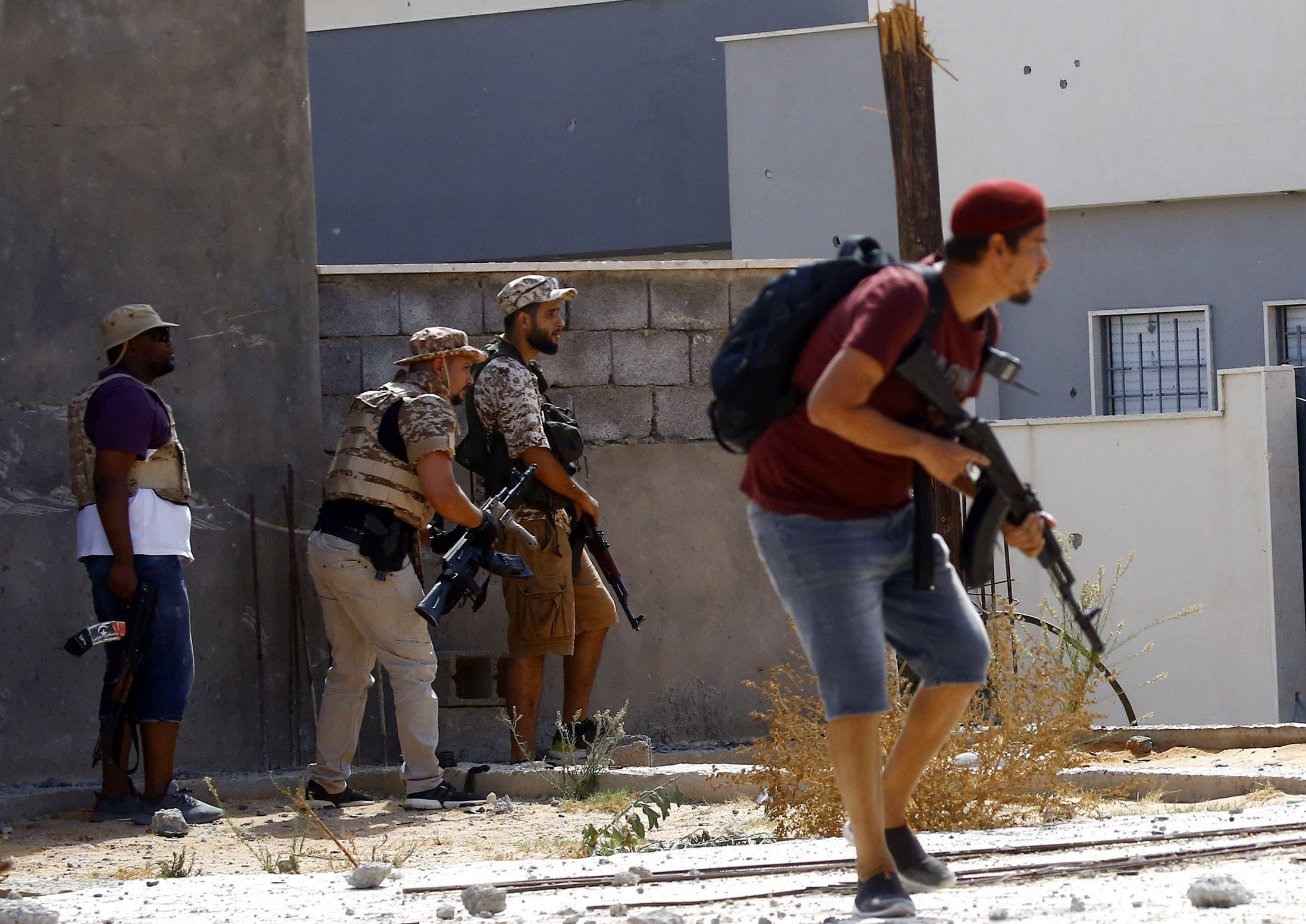 شبهنظامیان وابسته به الوفاق