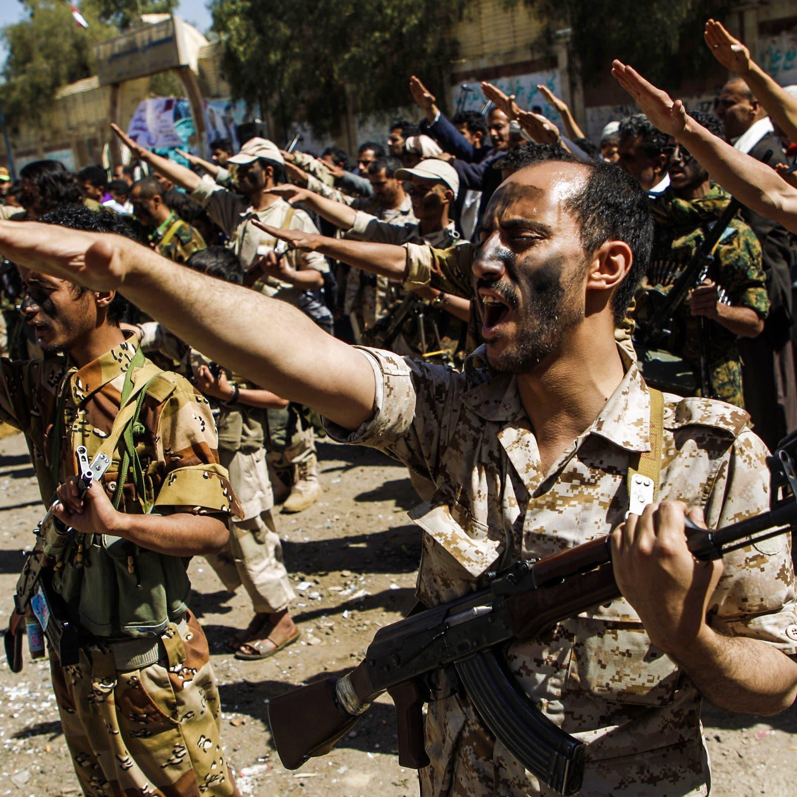صعدة.. مصرع 15 حوثياً بغارات جوية للتحالف