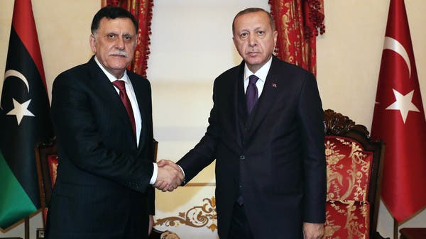 السراج يقر بالعزلة:  لم يكن أمامنا سوى طلب مساعدة تركيا