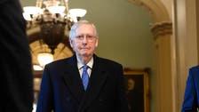 US Senate Majority Leader McConnell blasts House impeachment