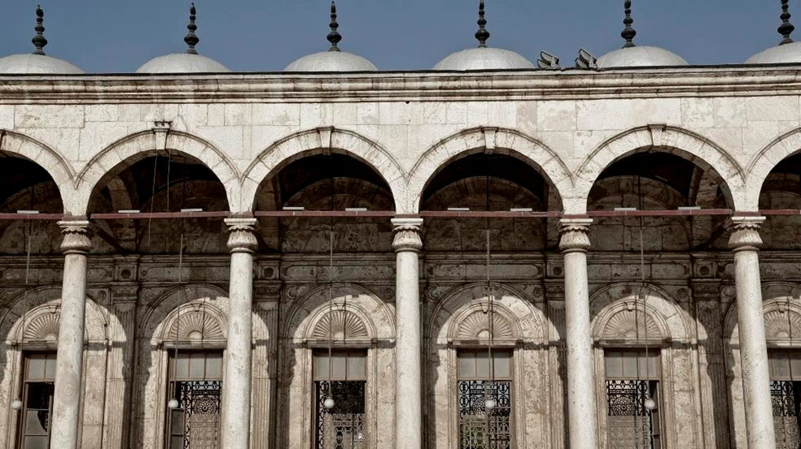 Mohammed Ali Mosque, inside the medieval Salah al-Din citadel, one of the most important landmarks and tourist attractions in Cairo, Egypt. AP