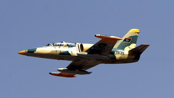 الجيش الليبي يقصف مواقع الوفاق شرق مصراتة