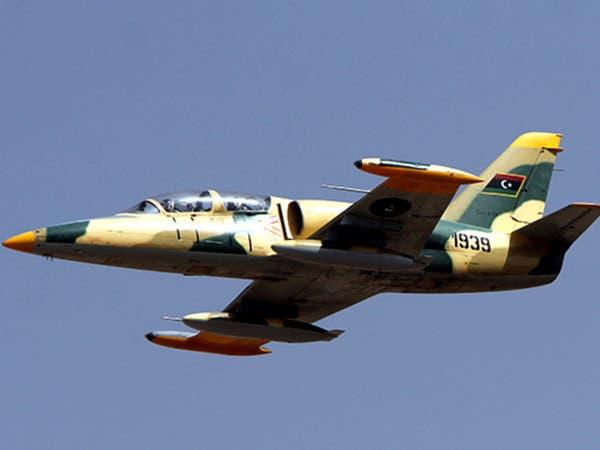 7 غارات للجيش الليبي على مواقع للوفاق في طرابلس