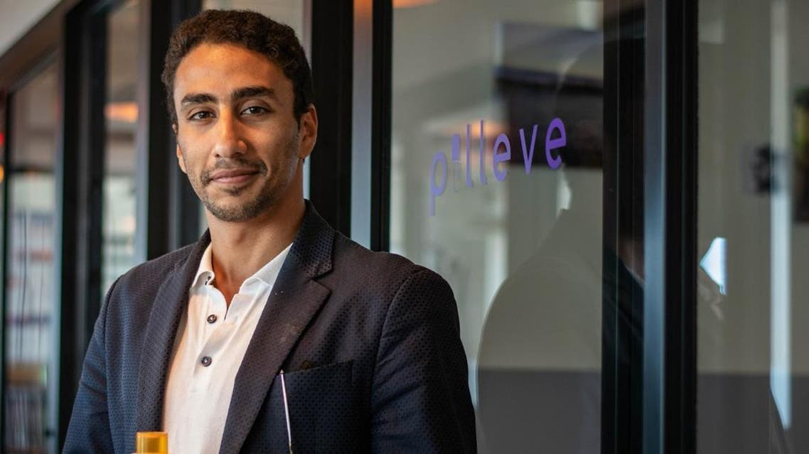 Saudi Arabian entrepreneur Yossuf Albanawi created a smart pill dispenser to help save lives amid an ongoing opioid crisis. (Photo: Supplied)