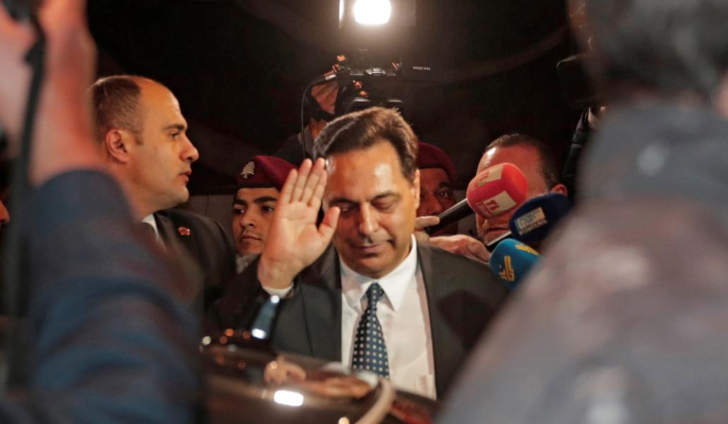 حسان دياب بعد تكليفه