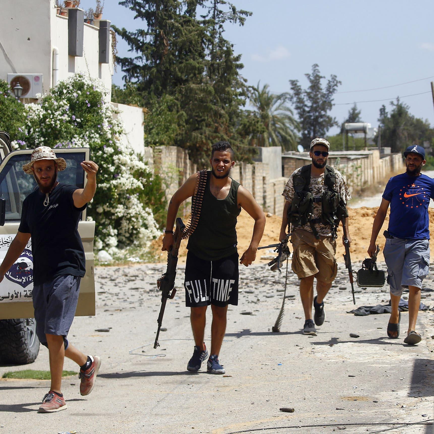 عبد الله الثني: لن نسمح بعودة الاحتلال العثماني لليبيا