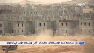 """أكثر من 2000 أسرة تستفيد يوميا من خيارات """"الاسكان"""" السعودية"""