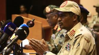 دقلو: الترويج بأن العسكر في السودان وراء الانقلاب نفاق