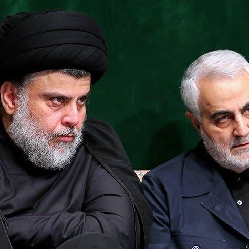 مصادر العربية: سليماني هدد الصدر بأن حياته في العراق غير آمنة
