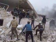 في 24 ساعة.. مقتل 72 في 462 ضربة جوية وبرية بإدلب