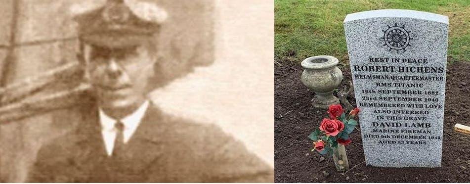 دفنوه في 1940 ولم يضعوا شاهدا على قبره يدل عليه الا يوم الأربعاء الماضي فقط