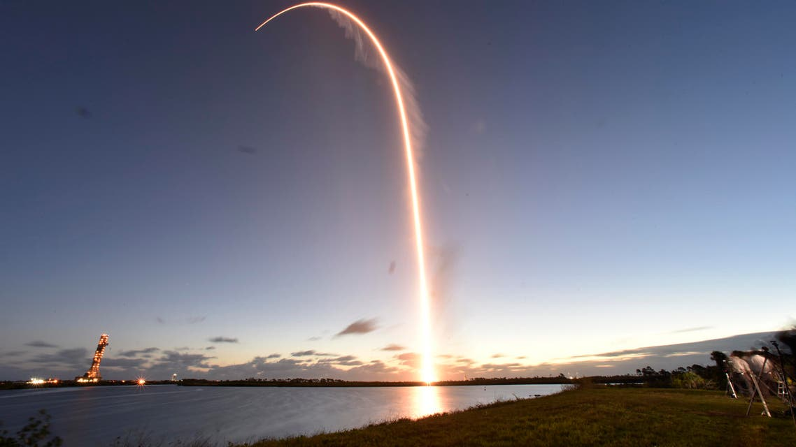 The Boeing CST-100 Starliner spacecraft, atop an ULA Atlas V rocket, lifts off on an uncrewed Orbital Flight Test to the International Space Station from launch complex 40 at the Cape Canaveral Air Force Station in Cape Canaveral, Florida December 20, 2019. REUTERS/Steve Nesius