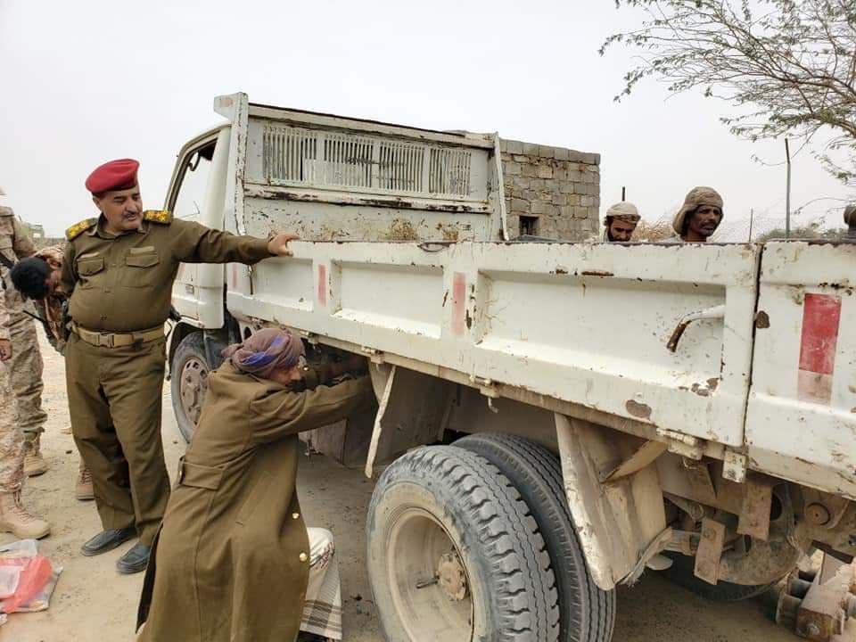 الجيش اليمني يضبط شحنة مخدرات قبل وصولها للحوثيين