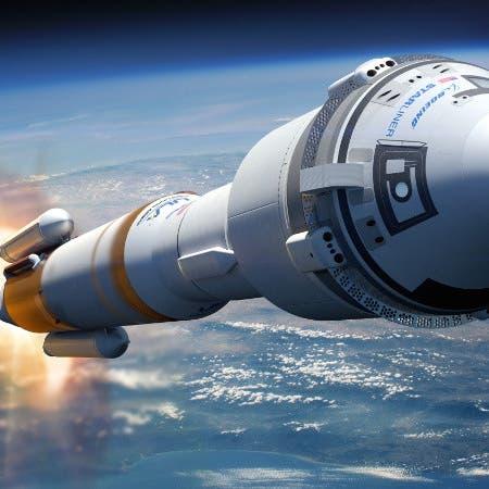 بوينغ الأميركية تفشل في إرسال كبسولة للفضاء