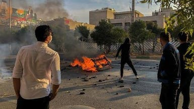 منظمة إيرانية: ضحايا الاحتجاجات 324 قتيلا بينهم 14 طفلا
