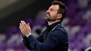 العين الإماراتي يعفي مدربه الكرواتي ليكو من منصبه