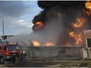"""هجمات متزامنة بـ""""الدرون"""" على منشآت نفطية سورية"""
