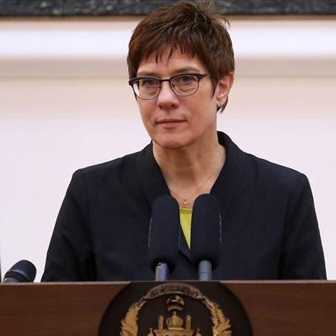 ألمانيا: نعمل مع الاتحاد الأوروبي لفرض عقوبات على تركيا