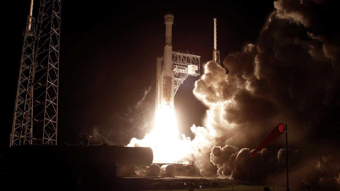 boeing capsule (Reuters)