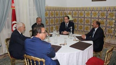 بعد انسحاب أحزاب.. مشاورات حكومة تونس تعود إلى الصفر