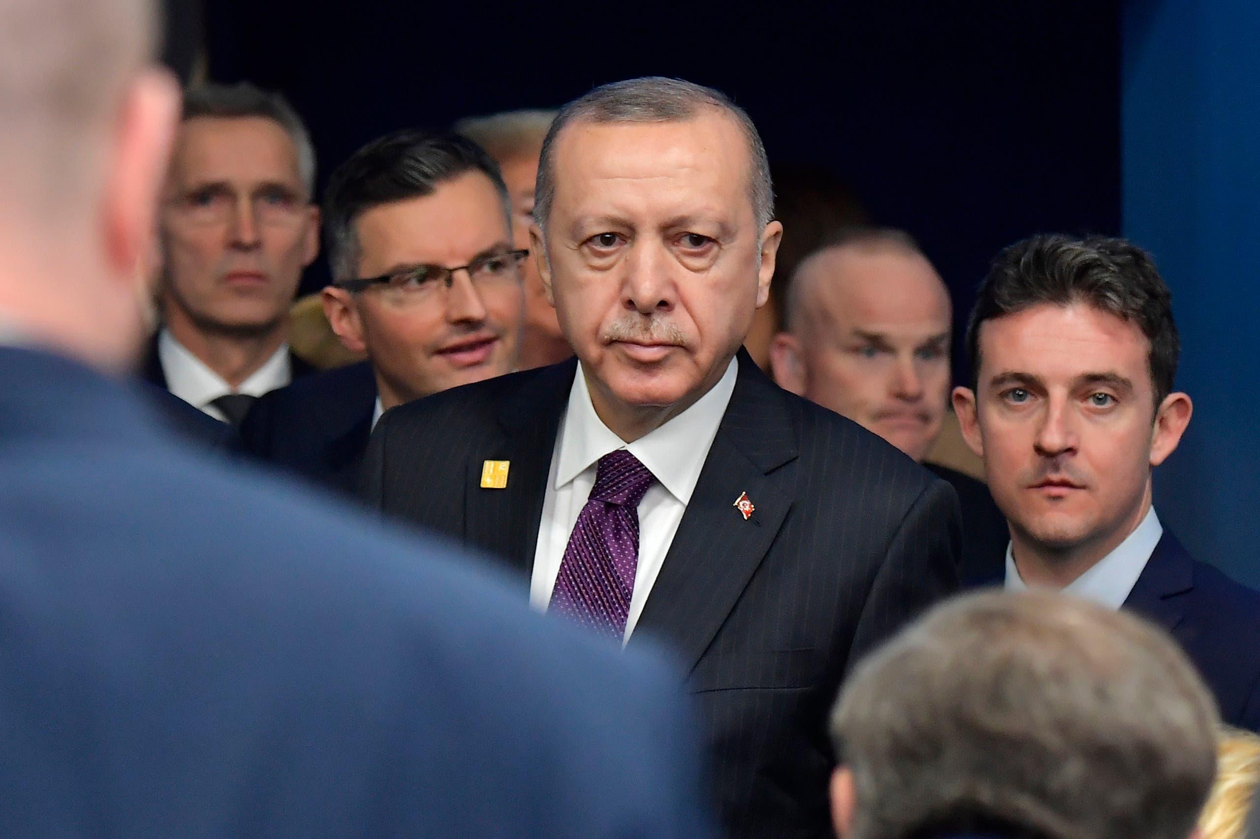 أردوغان (فرانس برس)