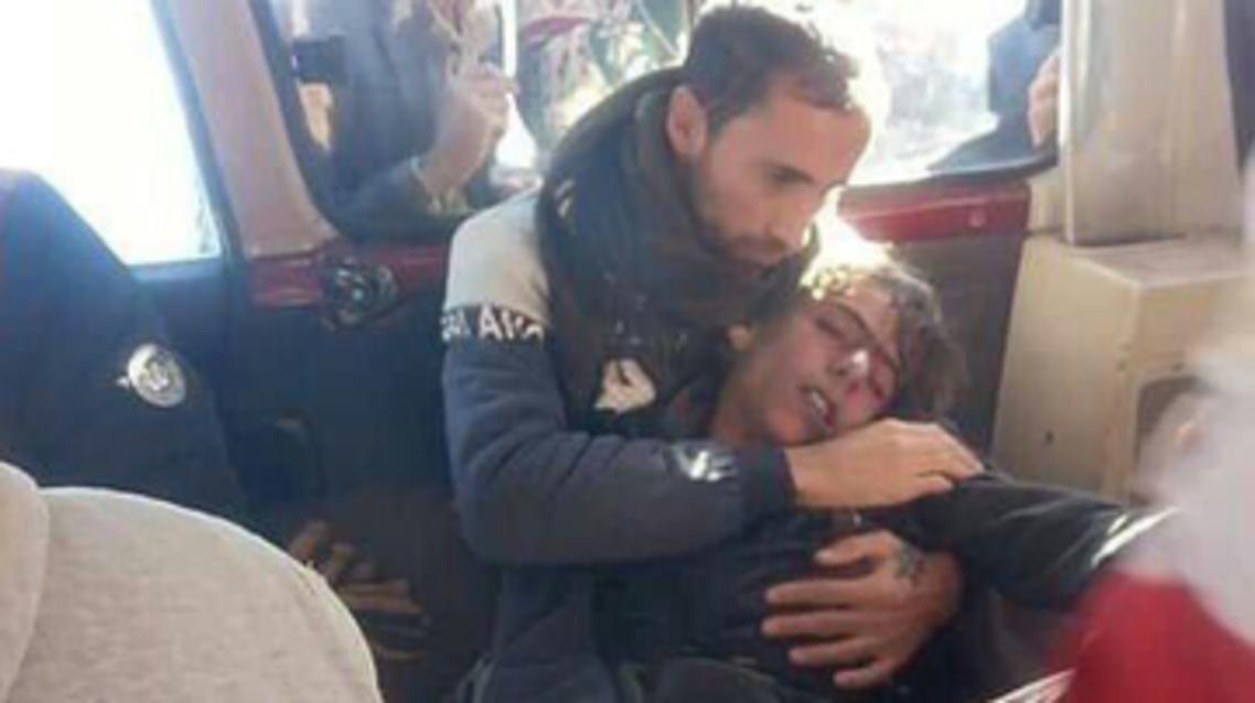 الفتى الكردي فرهد