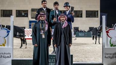 عبدالعزيز الفيصل يتوج الفائزين في ختام مهرجان الدرعية للفروسية