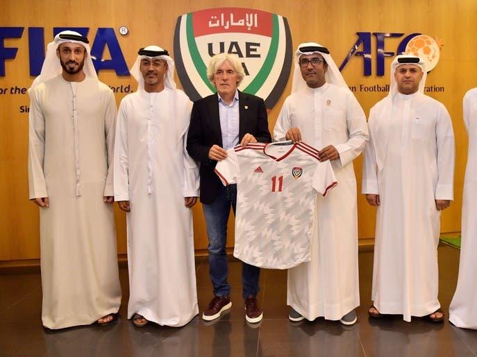 الاتحاد الإماراتي يقيل مدرب المنتخب يوفانوفيتش