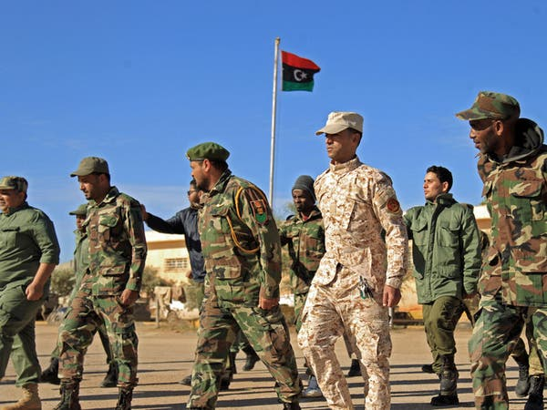 ليبيا.. الجيش يسقط مسيرة تركية في طرابلس