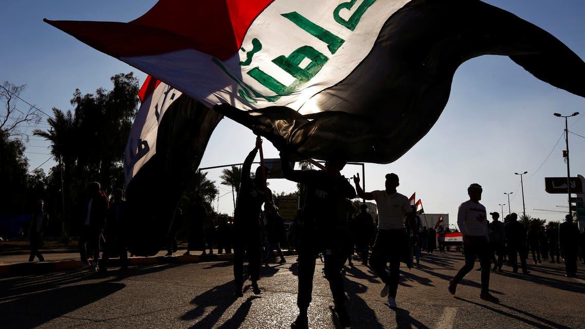 احتجاجات العراق - رويترز