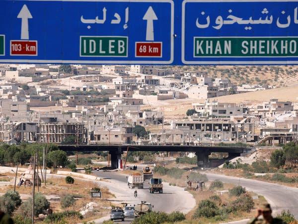 قوات النظام تحاصر النقطة التركية في الصرمان بريف إدلب
