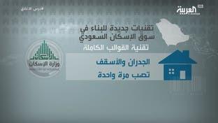 الإسكان السعودية تمنح 20 مصنعاً لتقنيات البناء الحديثة 1.3 مليار ريال