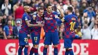 ميسي يصدر بياناً بشأن تخفيض أجور لاعبي برشلونة