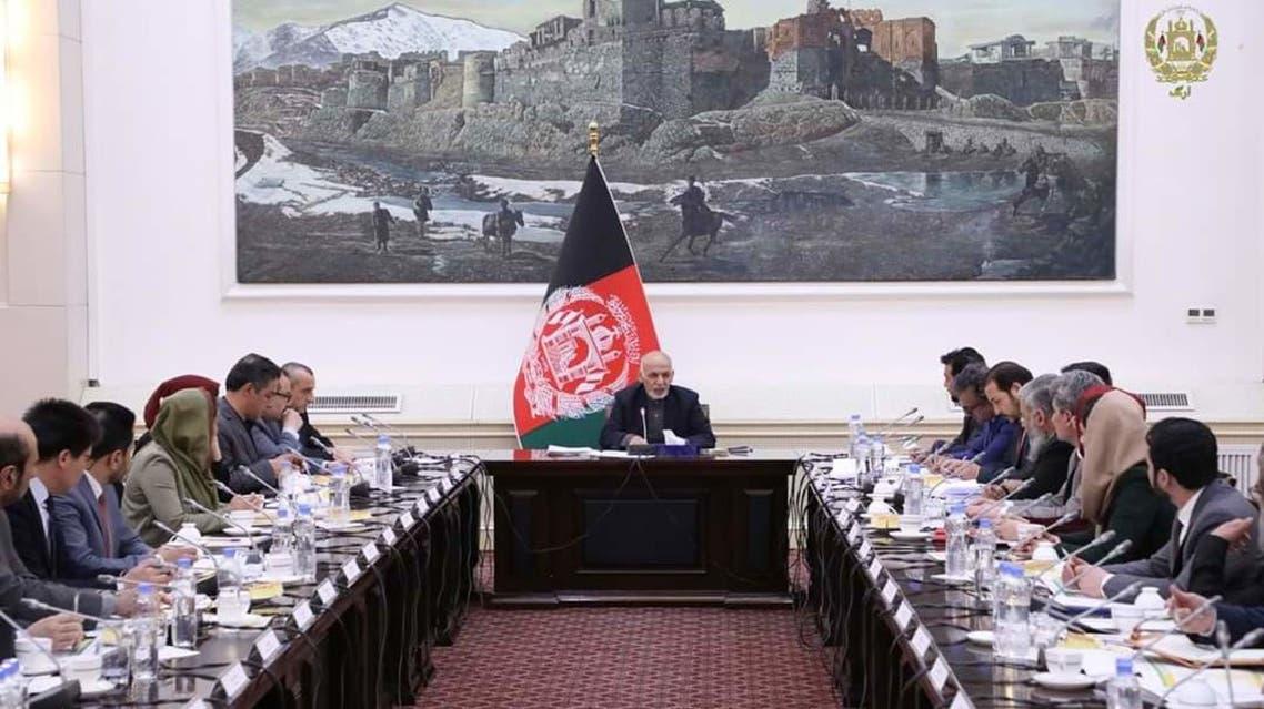 محمد اشرف غنی: با عاملان درجه یک آلودگی هوا در شهر کابل برخورد جدی شود