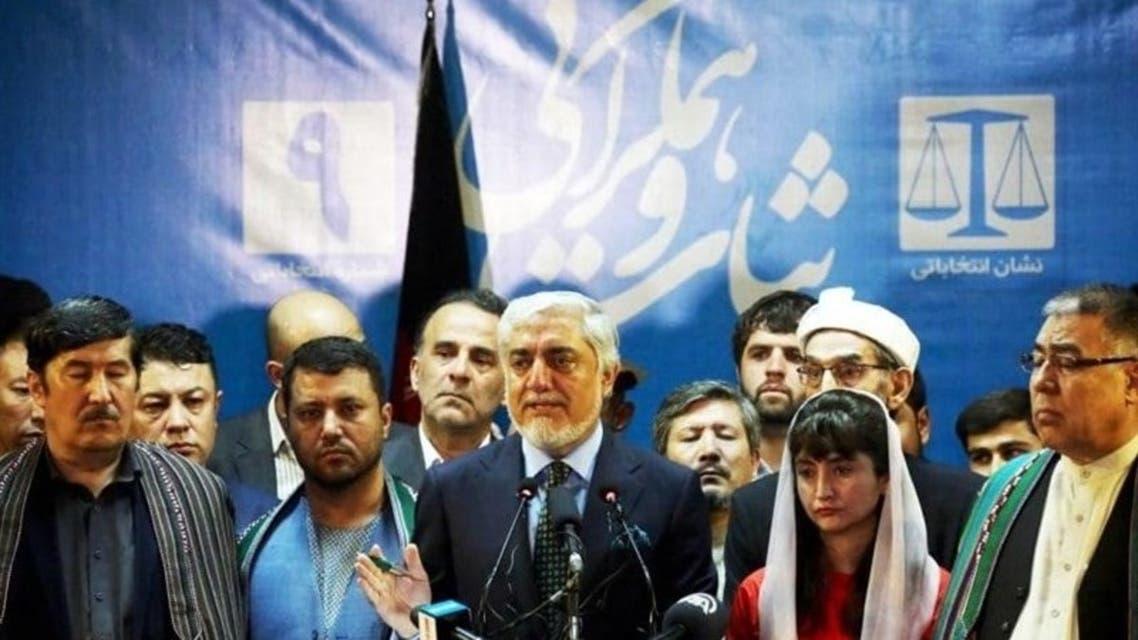 تیم انتخاباتی عبدالله عبدالله چهار هزار شکایت ثبت کردند