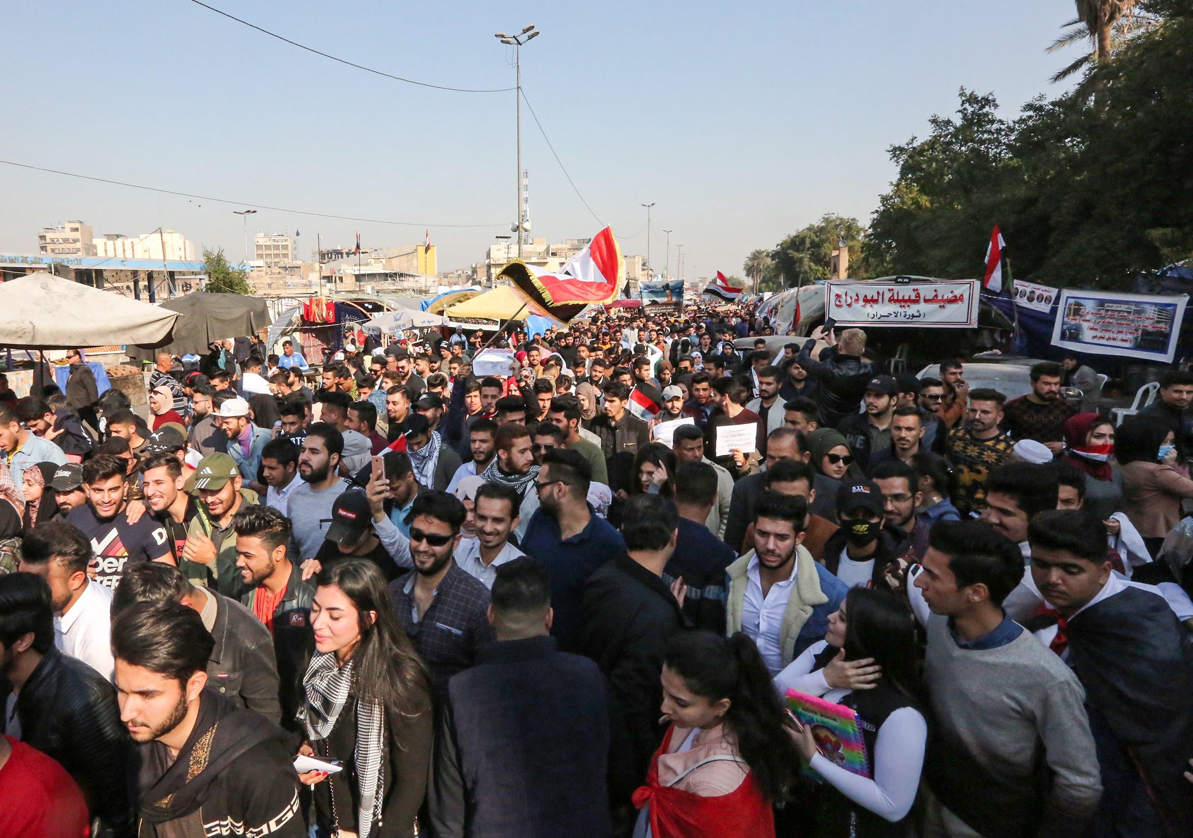 من بغداد(22 ديسمبر- فرانس برس)