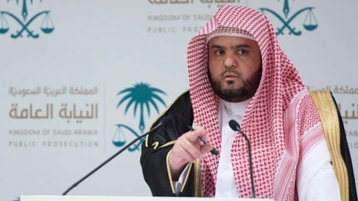 المتحدث باسم النيابة العامة السعودية الشلعان