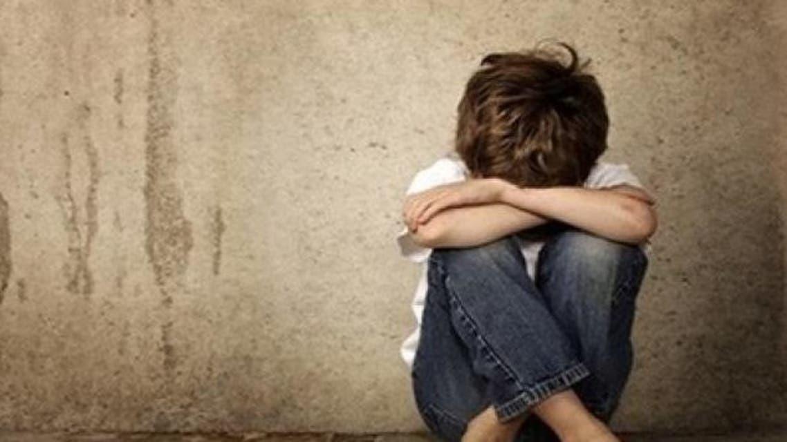 تعذيب طفل تعبيرية