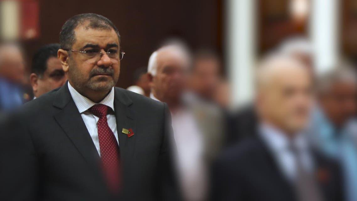 Qusay al-Suhail afp