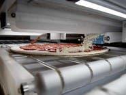 الروبوت بالمطبخ.. 300 بيتزا بحجم 12 إنش كل ساعة